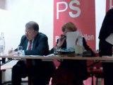 Congrès PS Brabant Wallon  12102007
