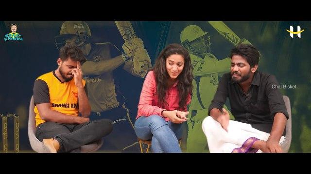 IPL Extra Bisket Ft. Bhuvneshwar Kumar | SRHism | SRHvsCSK | Krazy Khanna | ChaiBisket