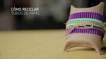 Recicla tubos de papel | Cajas de regalos | @iMujerHogar