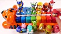 Mejores Videos Para Niños Aprendiendo Colores - Paw Patrol Learning Colors Magical Xylophone