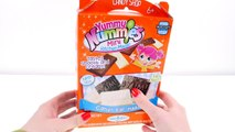 Yummy Nummies Barras de Dulce  Como Hacer Tus Propias Barras de Chocolate Mini Cocinita Para Niños