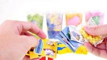 5 Vasos LEGO Con Juguetes ツ Huevos Sorpresa YO-KAI WATCH BOB ESPONJA INTENSA-MENTE MINIONS