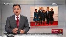 El primer ministro chino transmite un mensaje de recibimiento al recién elegido primer ministro de