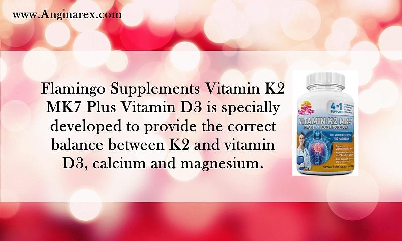 Flamingo Supplements Vitamin K2 MK7 Plus Vitamin D3 Reviews – Does Flamingo Supplements Vitamin K2 MK7 Plus Vitamin D3 Work