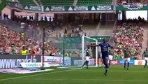 Buts ASSE - ESTAC résumé Saint-Etienne 2-1 Troyes