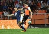 Le résumé de la rencontre FC Lorient - Valenciennes FC (0-1)