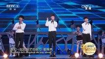 Espectáculo de la Gala del Festival del Medio Otoño: los jóvenes chinos dicen así