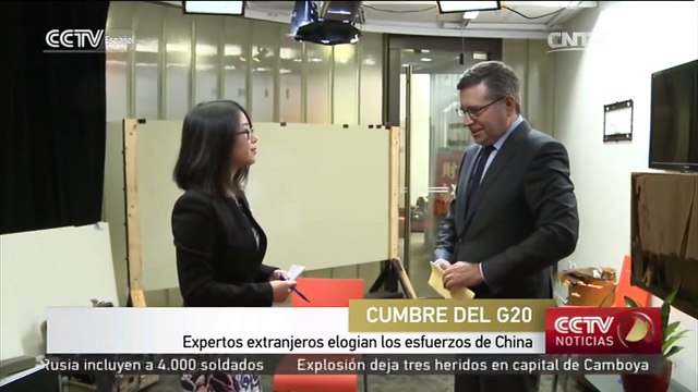 Expertos extranjeros elogian los esfuerzos de China