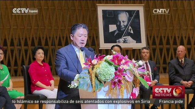 Violinista japonesa Mayu Kishima gana primer premio de certamen inaugural celebrado en Shanghai