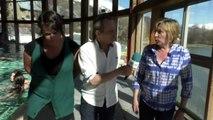 D!CI TV : visite des thermes de Monêtier-les-Bains