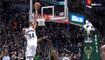 NBA - Milwaukee Bucks : Horford se fait recoiffer par Antetokounmpo !