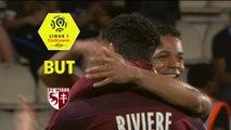 But Damien DA SILVA (71ème csc) / FC Metz - SM Caen - (1-1) - (FCM-SMC) / 2017-18