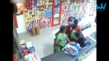How women steal in India _ CCTV stealing videos, India