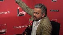 """Alexis Corbière : """"On ne règle pas les problèmes en étant inactifs face à 200 'fachistoïdes' dans les Alpes"""""""
