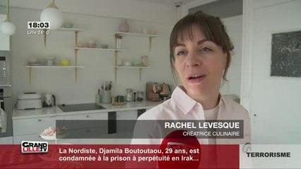 Pâtisserie: un studio de création culinaire pour Rachel