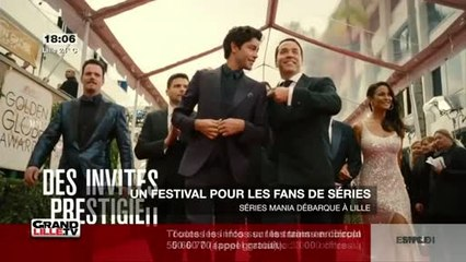 Un festival pour les fans de séries