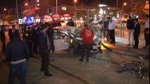 Kontrolden Çıkan Otomobil Dehşet Saçtı: 1 Ölü