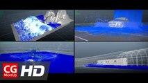 CGI FX Showreel HD: BF Studio Design by BF Effects