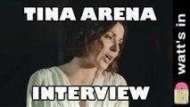 Tina Arena : L'Ombre de Ma Voix Interview Exclu