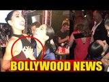 Nargis Fakhri's B00BS GRABBED By Lilly 'Superwoman' Singh | 11th April 2016