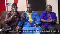 Hommage à HABIB FAYE - Invités : MBAYE DIEYE FAYE , JIMMY MBAYE , BOUBA NDOUR & JULES GUEYE - Partie 2