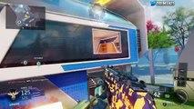 CADENA DE BAJAS INCREIBLE Y SALTOS ASESINOS en Call of Duty Black Ops 3 con MrRumian23