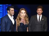 Salman Introduces Iulia Vantur To Shahrukh As His WIFE?