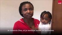 La fillette Mercy qui a inspiré la chanson de Madame Monsieur a été retrouvée dans un camp de réfugié