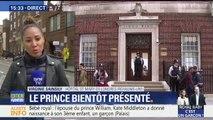Quel est le protocole suivi par la famille royal après naissance d'un bébé royal ?