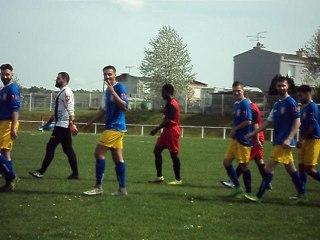MARPENT - Bruay Sports : 3 - 0.