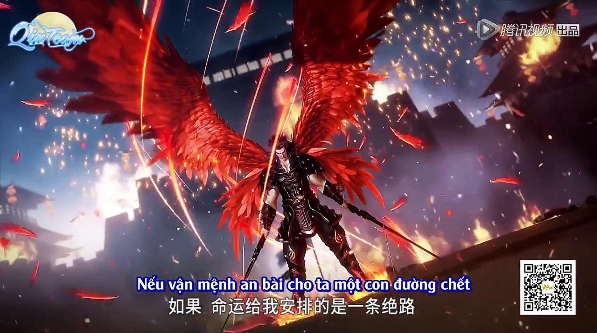Phim Hoạt Hình Vũ Canh Kỷ phần 1 Tập 8 FULL- Nghịch Thiên Chi Quyết (2016) Wu Geng Ji | Phim Hoạt Hì