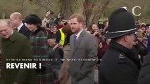 La naissance du royal baby, la sortie de Kate Middleton de la maternité, nouvelle apparition de Meghan et Harry