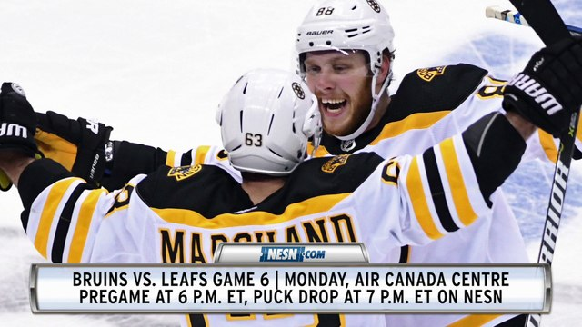 Bruins Vs. Leafs Game 6 Preview: Tuukka Rask looks for redemption