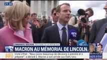 """Visite d'État: """"Nous aurons une discussion extrêmement franche et directe"""", assure Macron"""