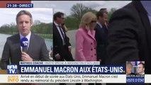 Visite d'État: Macron va offrir à Trump un arbre du bois de Belleau, célèbre pour une bataille de la Première Guerre mondiale