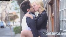 Kissing Prank Gone Too Far 2018   Must Watch Funny videos Prank Mania