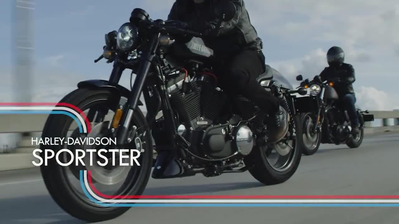 2018 Sportsters | Harley-Davidson