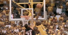 2000 NBA Playoffs: Kobe Bryant With the Alley-Oop to Shaquille O'Neal