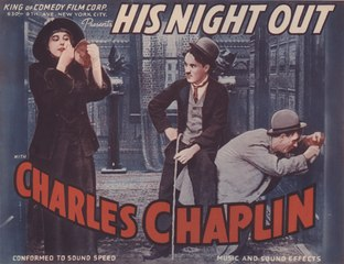 Charles Chaplin's A Night Out (1915)