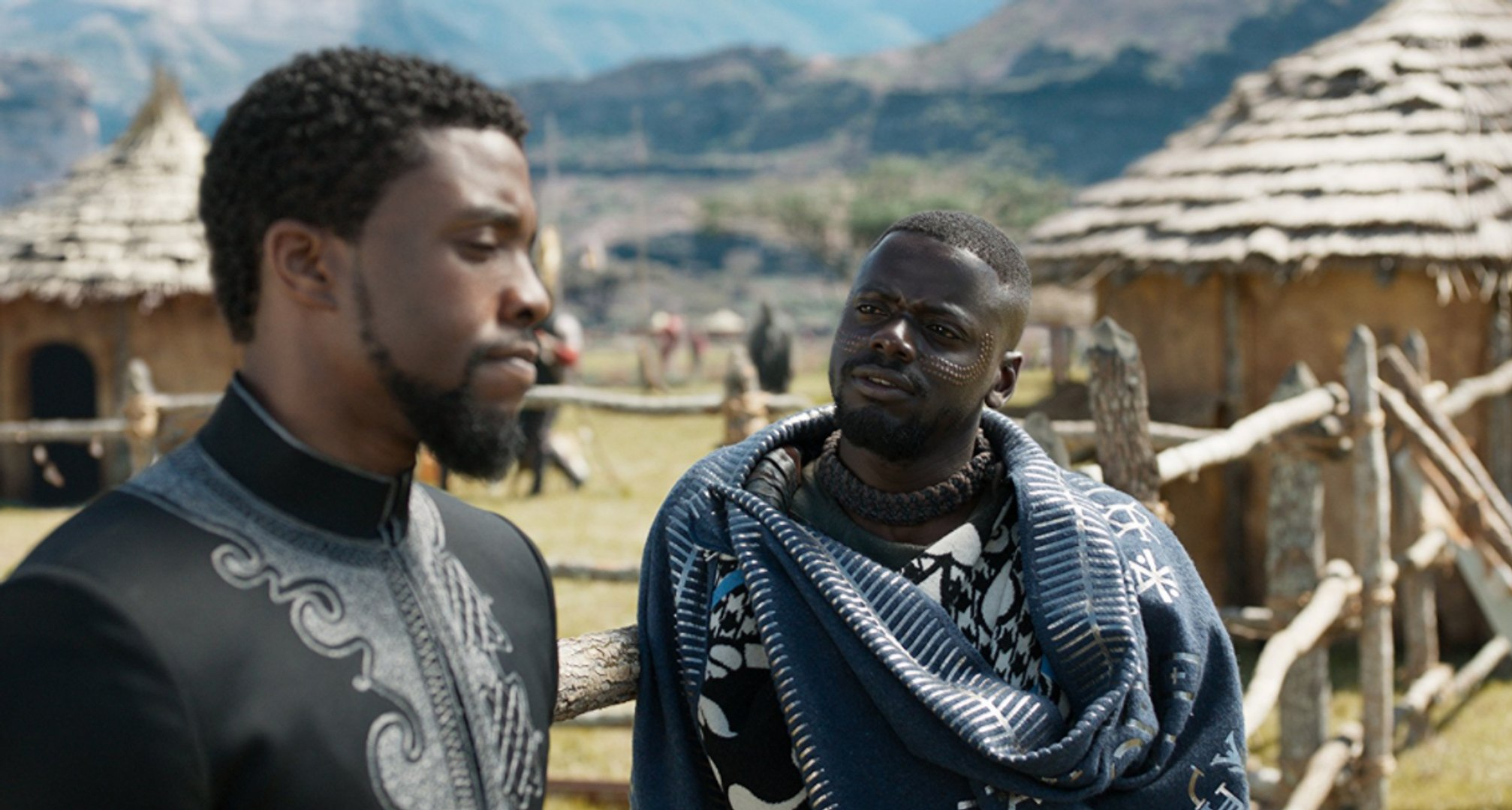Original Movie Black Panther Full Movie Streaming (2018)