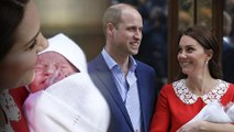 Well-wishers welcome newest member of British royal family