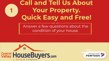 Sell Your House Hanford Ca - Central Valley House Buyers