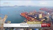 China y Malasia disfrutan de fuertes relaciones por décadas