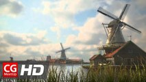 """CGI Animated Short Film HD: """"Elmstead & Close"""" by Andrei Shah"""