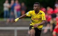 Le but de fou de Youssoufa Moukoko, le prodige du Borussia Dortmund