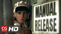 "CGI VFX Short Fulm HD: 'MALAISE"" by Daniel Beaulieu"