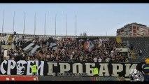 Neću da učim, hoću da se bijem (ale, ale, ale, ale..)  Partizan - Čukarički, 22.04.2018
