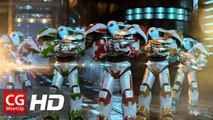"CGI Animated Short Film HD: ""ComHem - BB Gaming"" by Visual Art Creative Studios"