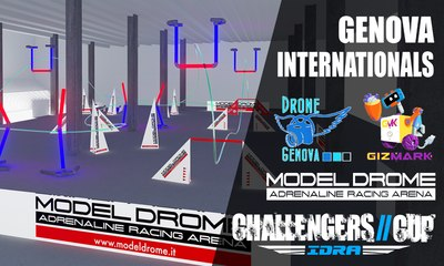 Genova Internationals   Promo Video 2   IDRA 2018 Challengers Cup