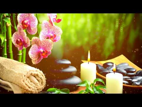 ONE HOUR of Meditation Music with Peaceful Candle – Meditation, Yoga, Reiki, Zen, Relaxing, Sleep